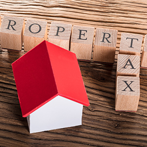 Property tax implications of getting divorced
