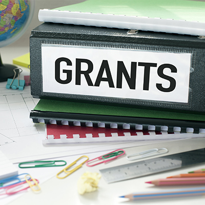 Accounting for grant payments