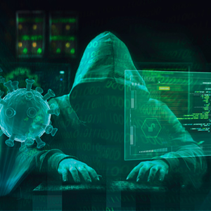 Businesses bombarded by cyber-attacks as they seek support for COVID-19