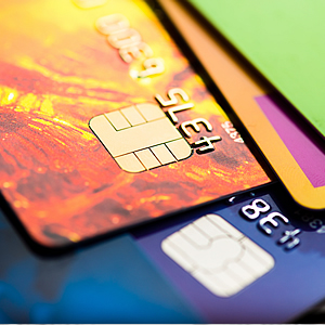 Personal loans, credit cards and overdrafts