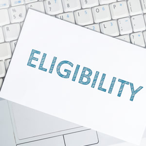 Eligibility for grant funding