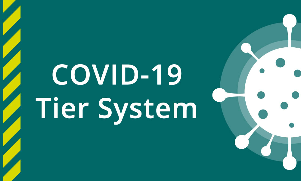 The New COVID-19 Tier System