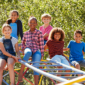 A helping hand with the cost of children's summer activities