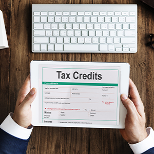 Don't miss the deadline for renewing tax credits